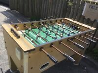 Football table - free to collector