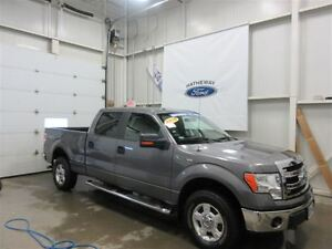 2014 Ford F-150 XLT+ 4 WINTER TIRES