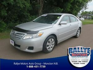 2011 Toyota Camry LE! ONLY 95K! Trade-In! Save!