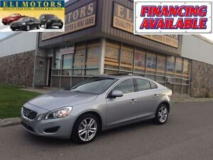 2012 Volvo S60 T6/AWD/PREMIUM PKG/SUNROOF/ALLOYS/BLUETOOTH. ONLY