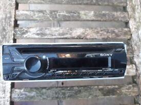 Sony cdx gt270mp car stereo
