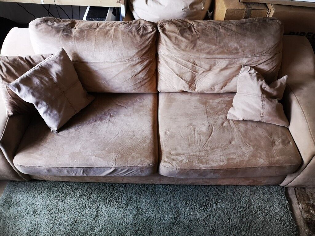 Magnificent Second Hand Sofas 2 3 Seaters In Tilehurst Berkshire Gumtree Gmtry Best Dining Table And Chair Ideas Images Gmtryco