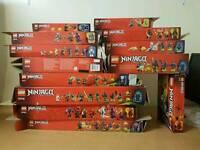 Job lot lego ninjago