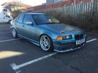 1998 BMW 316i (2.8 M52 conversion) saloon E36 drift car