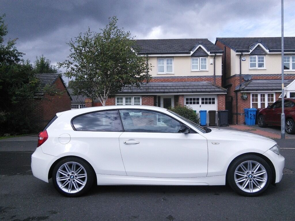 bmw 116i m sport 2008 in salford manchester gumtree. Black Bedroom Furniture Sets. Home Design Ideas