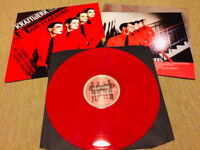 KRAFTWERK - THE MAN MACHINE - RED VINYL