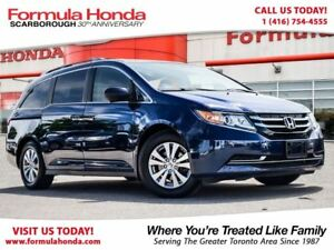 2015 Honda Odyssey $100 PETROCAN CARD YEAR END SPECIAL!