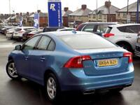 VOLVO S60 2.0 D4 BUSINESS EDITION 4dr 180 BHP * Winter Pack (blue) 2014
