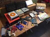 ASSORTED COMPUTER HARDWARE GOOD WORKING ORDER