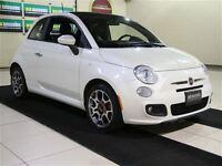 2012 Fiat 500 SPORT CUIR TOIT MAGS