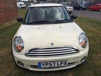 Mini one 1.4 petrol 2007 (73k) full service history