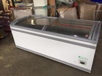 2.5m(8ft) AHT Paris Freezer
