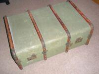 Vintage Cabin Trunk for sale