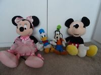 Mickey and Minnie Mouse Bundle