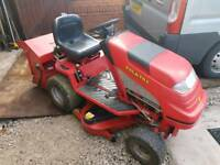 Countax C38h ride on mower