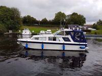 27ft Freeman 5 Berth Cruiser Boat
