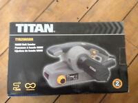 Titan Belt sander