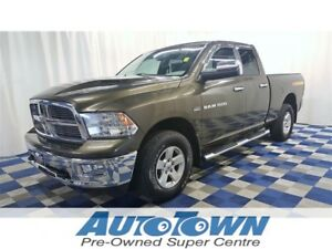 2012 Ram 1500 SLT 4X4/BLUETOOTH/LEATHER