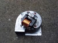 Vaillant Boiler Fan assembly