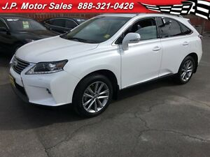 2015 Lexus RX 350 Sportdesign, Automatic, Leather, Sunroof, Back