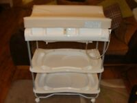 Baby Bruin Bath Stand / Changing Station