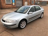 Renault Laguna Dynamique DCI. Low mileage and superb condition. Great value for money.