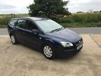 FORD FOCUS ESTATE 2006 AUTOMATIC ONLY DONE 70000 MILES FROM NEW LONG MOT