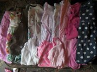 Bundle of Clothes For a Baby Girl 12-24 Months