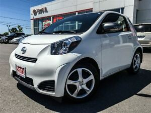 2013 Scion iQ 4.7 L/100+DEALER SERVICED!