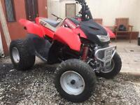 CQR DOLPHIN 250 QUAD PROJECT SPARES OR REPAIRS L@@K
