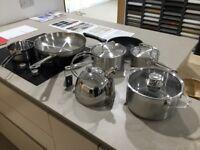 Induction pan set