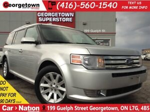 2010 Ford Flex SEL | LEATHER | 7 PASS | HEATED SEATS |