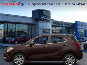 2015 Buick Encore FWD Leather - $143.81 B/W