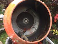 Cement/Concrete Mixer 6months old