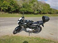 Honda CBF125 2012