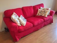 IKEA EKTORP - 3 Seater Sofa