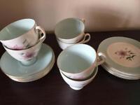 Vintage Royal Albert 'Elfin' Fine Bone China Tea Set