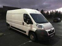 2012 12 plate Peugeot Boxer Professional, Buy it from only £26 per week