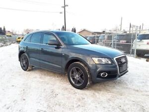 2009 Audi Q5 3.2 V6 AWD!! Leather Navi PanoRoof!! S Line!!