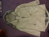 Ladies Huntington & Co designer coat