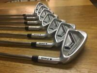 Ping i25 irons black dot 4-pw possible swap