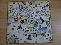 Led Zeppelin 111 (3) LP Vinyl.