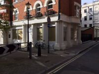 Streatham Street Retail/Office premises To Let. 560 sq ft A1, A2, A3, B1 and D2 Use