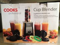 Cooks Professional Cup Blender - new & complete - £10