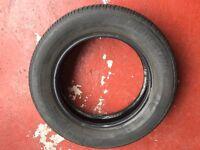 4 Summer tyres 165/70R14 81S Goodyear and Bridgestone