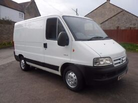 CITROEN RELAY 2.0 HDI 2005 ONLY 94000 MILES