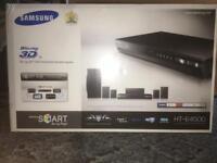 Samsung 3D 5.1 surround sound and Blu-ray player