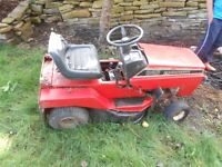 Lawnflite 8/16 ride on mower spare or repairs