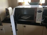 Large Panasonic microwave oven