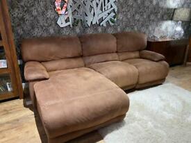 Large corner sofa harveys